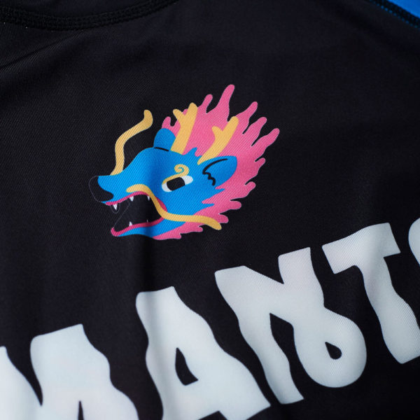 Manto Rashguard Dragon 3