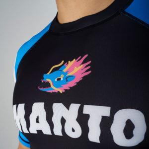 Manto Rashguard Dragon 5