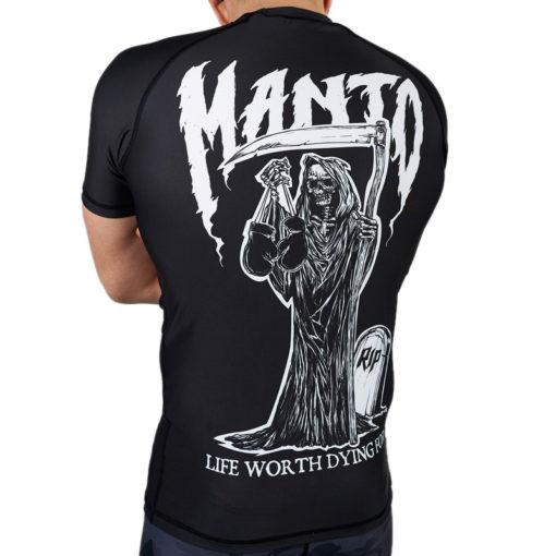 Manto Rashguard Grim 1