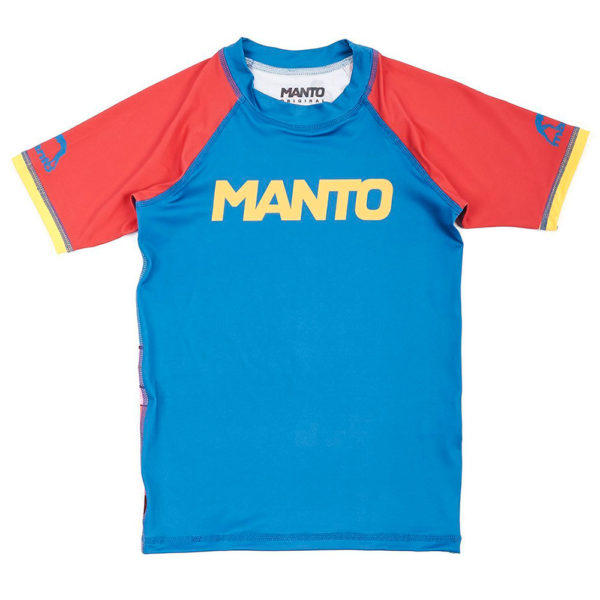 Manto Rashguard Kids Gym 1