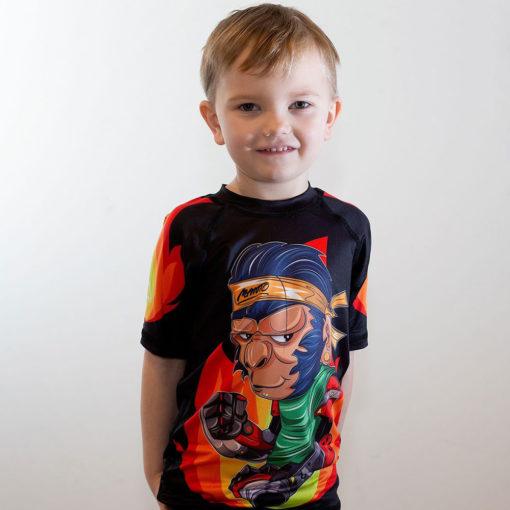 Manto Rashguard Kids Rascal 3