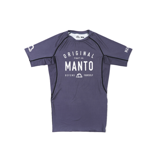 Manto Rashguard Old School gra 2