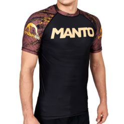 Manto Rashguard Short Sleeve Matlife 2