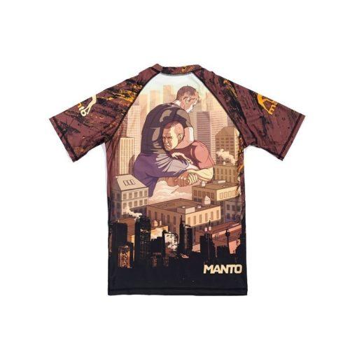 Manto Rashguard Short Sleeve Matlife 4