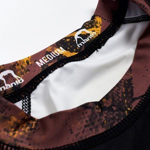 Manto Rashguard Short Sleeve Matlife 5