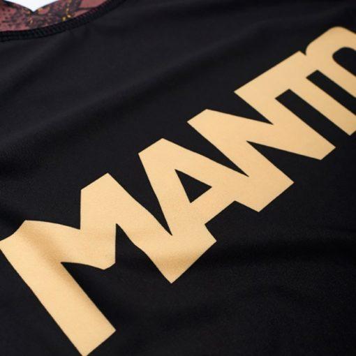 Manto Rashguard Short Sleeve Matlife 6