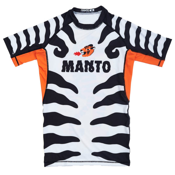Manto Rashguard Tigre 1