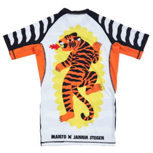Manto Rashguard Tigre 2