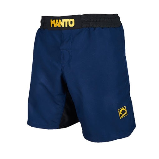 Manto Shorts Emblem navy 1