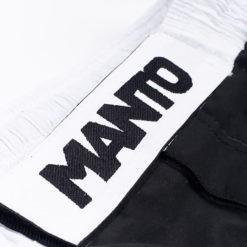 Manto Shorts Emblem svart vit 2