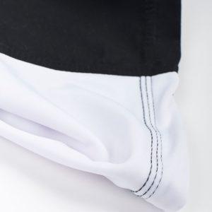 Manto Shorts Emblem svart vit 3