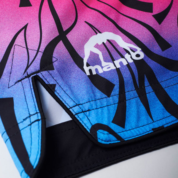 Manto Shorts Multi Gradient 4