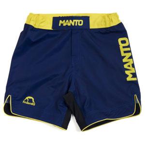Manto Shorts Stripe 2.0 navy 1