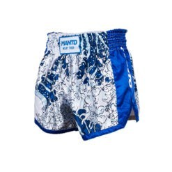 Manto Thaiboxningsshorts Waves 1