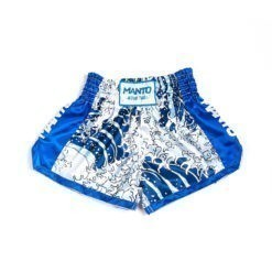 Manto Thaiboxningsshorts Waves 4