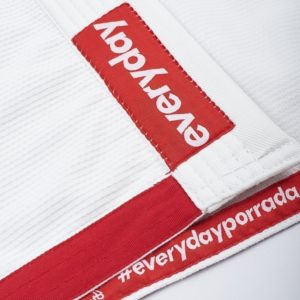 Manto x Everyday Porrada BJJ Gi vit 4
