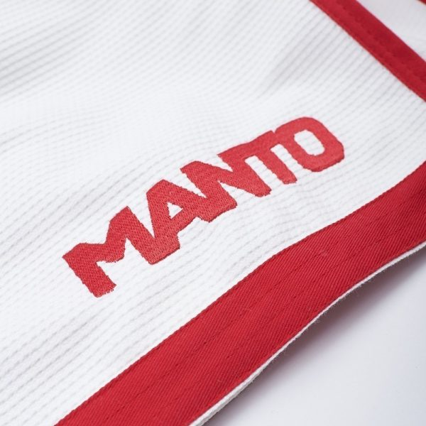 Manto x Everyday Porrada BJJ Gi vit 6
