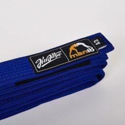 Manto BJJ Belt blue 1