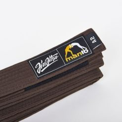 Manto BJJ Belt brown 1