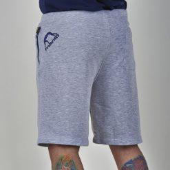 Manto Cotton Shorts Tokyo grey 2
