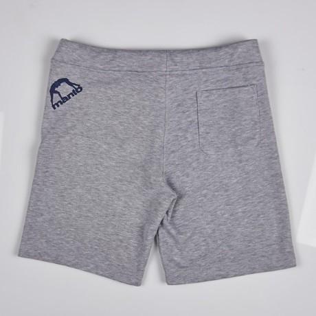 Manto Cotton Shorts Tokyo grey 4