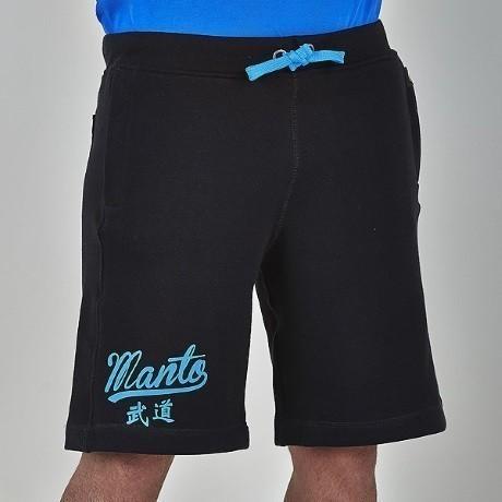 Manto Cotton Shorts Tokyo svart 1