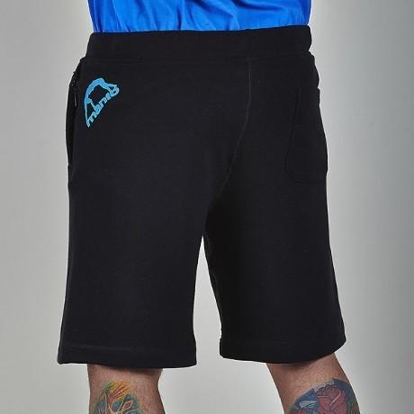 Manto Cotton Shorts Tokyo svart 2