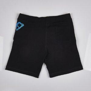 Manto Cotton Shorts Tokyo svart 3