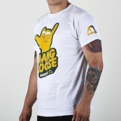 Manto T shirt Hang Loose white 2