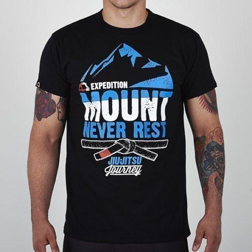 Manto T shirt Never black 1
