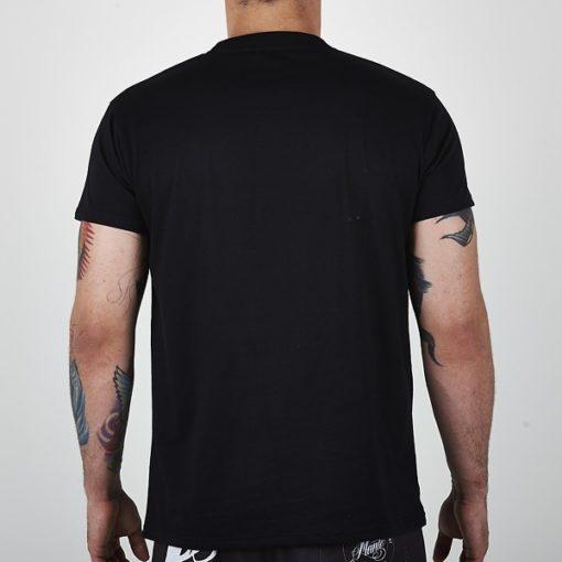 Manto T shirt Never black 2