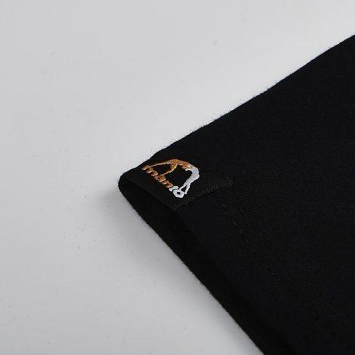 Manto T shirt Never black 5