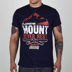 Manto T shirt Never navy 1