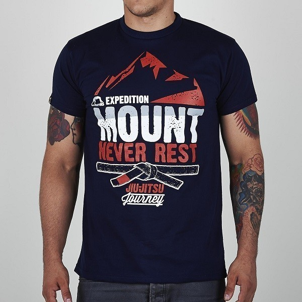 Manto_T-shirt_Never_navy_1