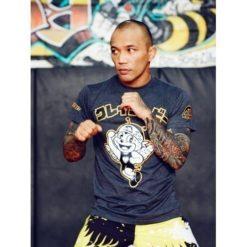 Manto x Krazy Bee T shirt Hacchi Kun  graphite 2