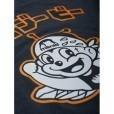 Manto_x_Krazy_Bee_T-shirt_Hacchi_Kun_ graphite_3