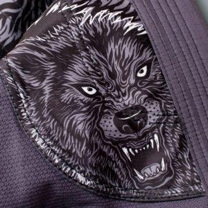 Meerkatsu BJJ Gi Grey Wolf 6