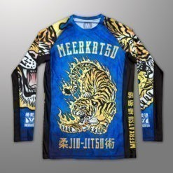 Meerkatsu Rashguard Fire Tiger 2