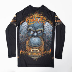Meerkatsu Rashguard Gentle Ape 11