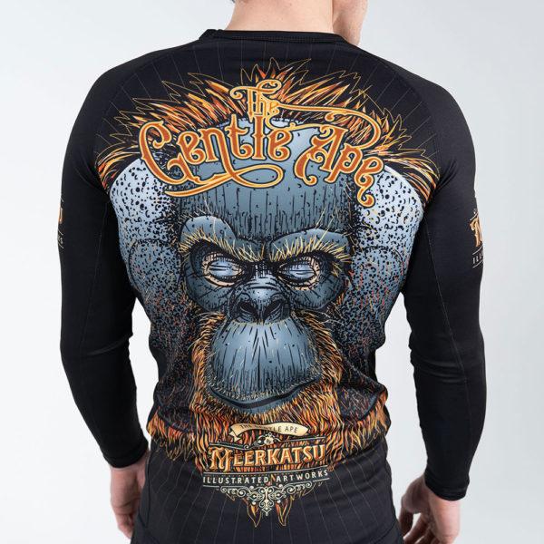 Meerkatsu Rashguard Gentle Ape 4 1