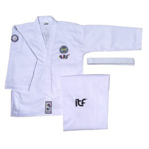 Mighty Fist Beginner ITF Dobok 1