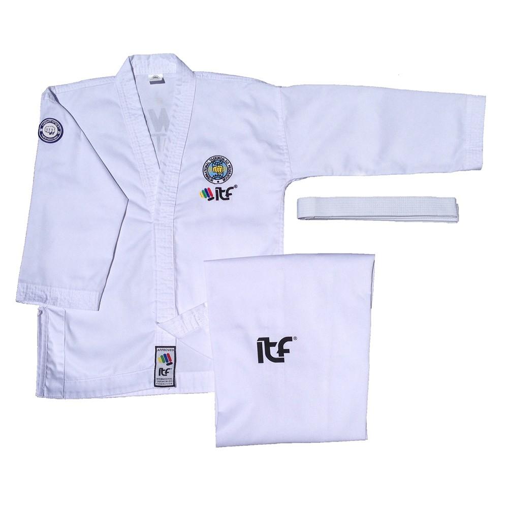 Mightyfist Beginner Taekwondo ITF Dobok