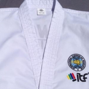 Mighty Fist Beginner ITF Dobok 2