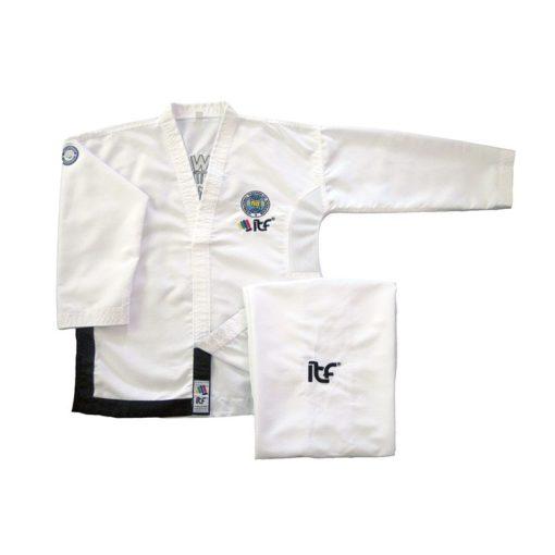 Mightyfist Matrix Taekwondo ITF Dobok 1 3 Dan