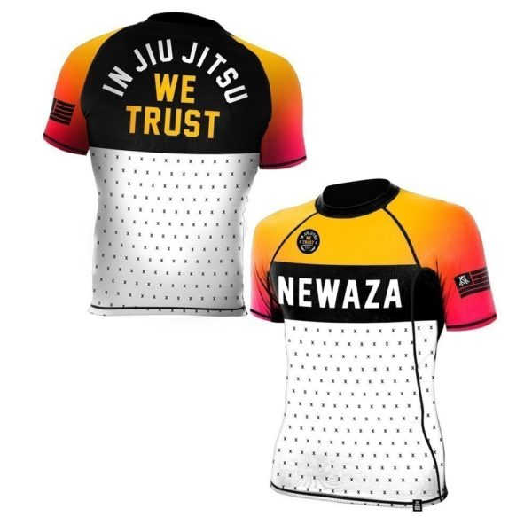 Newaza Rashguard Short Sleeve Trust