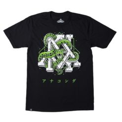 Newaza T shirt Anaconda 1