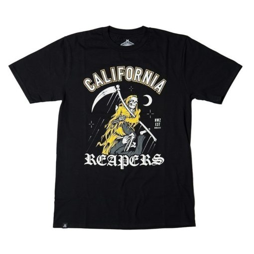 Newaza T shirt California Reapers 1