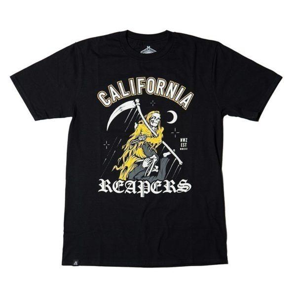 Newaza T shirt California Reapers 1