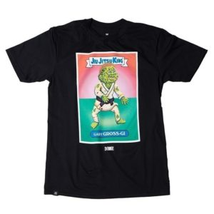 Newaza T shirt Gary Gross Gi