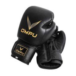 OMPU Boxningshandskar Pro Svart